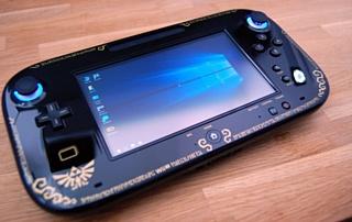 В корпус геймпада Wii U сумели уместить компьютер