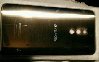 Утечка: фото первого смартфона Meizu с «безрамочным» экраном FullView
