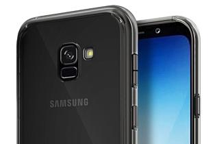 Утечка: рендеры Samsung Galaxy A5 (2018)