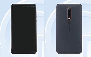Опубликованы фото Nokia 6 (2018)
