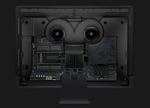 Оперативную память iMac Pro можно будет пополнить только в сервисном центре