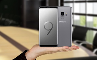 В сеть попали новые «живые» фото Samsung Galaxy S9
