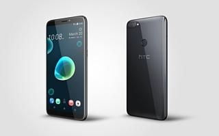HTC показала новые среднебюджетные смартфоны Desire 12 и Desire 12+