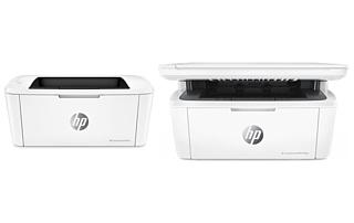 HP представила новые принтеры LaserJet Pro M15 и M28