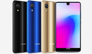 Sharp представила недорогой мобильник Aquos S3 mini