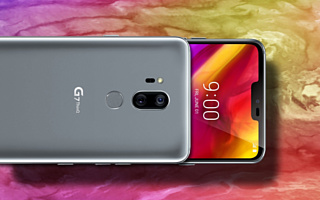 LG G7 ThinQ прошел тест GeekBench