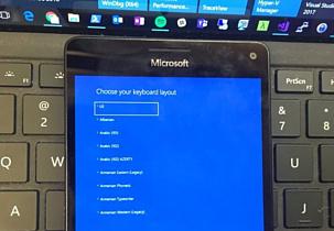 На Nokia Lumia 950 XL запустили Windows 10
