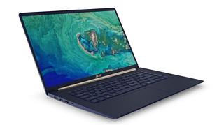 Acer представила новый ноутбук Swift 5