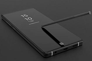 Слух: Samsung выпустит 512-гигабайтную версию Galaxy Note 9