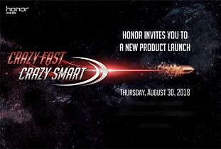 Huawei Honor Note 10 могут анонсировать 30 августа