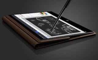 Spectre Folio — новый премиум-ноутбук HP с кожаным покрытием