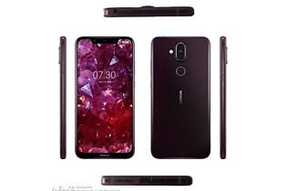 Утечка: рендер и характеристики Nokia 7.1 Plus