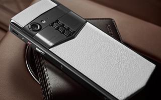 Vertu продемонстрировала новый премиум-смартфон Aster P