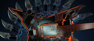 AMD выпустила процессоры Threadripper 2920X и 2970WX