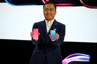 Huawei показала необычный топовый смартфон Honor Magic 2