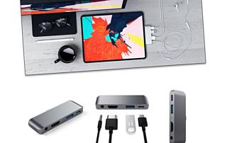 Satechi представила USB-хаб для новых iPad Pro