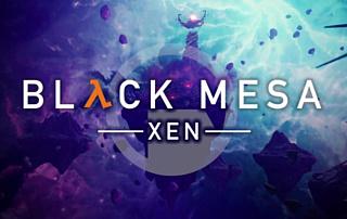 Авторы мода Black Mesa показали трейлер с уровнями Xen