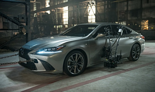 Сценарий рекламного ролика нового Lexus ES написал искусственный интеллект