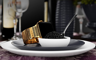 Apple Watch Series 4 Caviar — умные часы за $44 тысячи