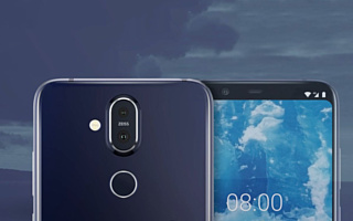 HMD Global анонсировала смартфон Nokia 8.1
