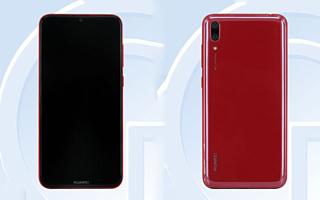 В базе данных TENAA появился новый бюджетный смартфон Huawei Enjoy 9