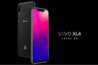 BLU представила бюджетный смартфон Vivo XL4