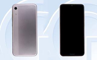 Huawei Honor 8A появился в базе данных TENAA