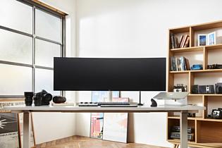 LG показала новые сверхширокие мониторы Ultra
