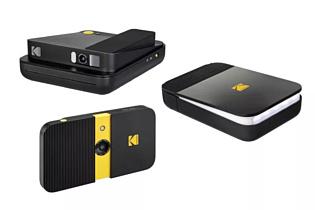 Kodak показала новые мгновенные камеры и мобильный принтер