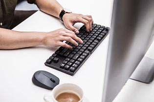 Keychron K1 — новая низкопрофильная механическая клавиатура