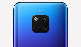 Специалисты DxOMark оценили камеру Huawei Mate 20 Pro