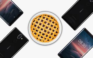 HMD Global раскрыла планы по обновлению смартфонов Nokia до Android 9 Pie