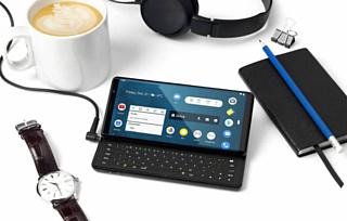F(x)tec Pro 1 — Android-смартфон с QWERTY-клавиатурой