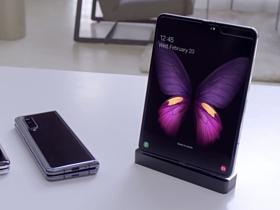 Видео: складной экран Samsung Galaxy Fold без прикрас