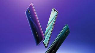 Oppo анонсировала новый смартфон A9