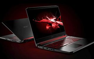 Acer обновила ноутбуки Nitro 5 и Swift 3