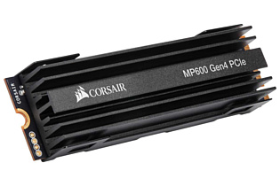 Corsair представила SSD Force Series MP600 для для новых материнских плат на базе чипсета AMD X570