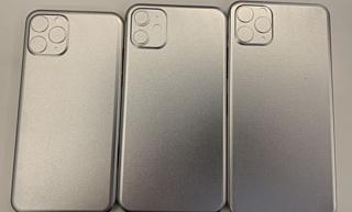В сеть попала новая фотография чехла iPhone 11