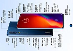 Утечка: все характеристики Lenovo Z6
