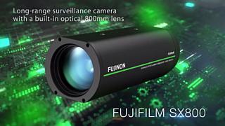 Новая камера наблюдения Fujifilm может рассмотреть номер машины на расстоянии в 1 км