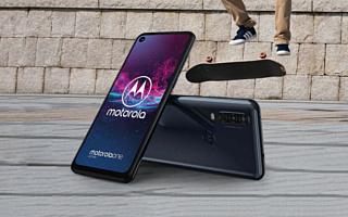 Motorola представила новый смартфон One Action