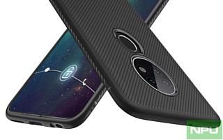 В сеть попали рендеры Nokia 7.2 с круглой камерой на задней панели