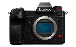 Panasonic представила полнокадровую камеру Lumix S1H
