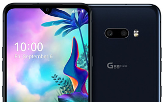 LG представила новый флагманский смартфон G8X ThinQ