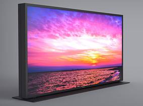 Panasonic показала телевизоры MegaCon TV с двумя LCD-панелями