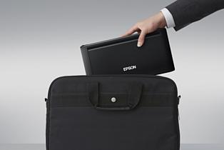 Epson WorkForce WF-110 — портативный цветной принтер, который поместится в портфель