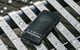 S52 — новый сверхпрочный смартфон от CAT