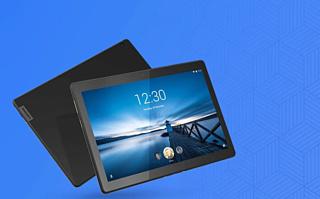 Lenovo выпустила недорогой Android-планшет M10 FHD REL