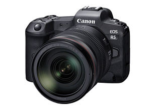 Canon EOS R5 сможет снимать видео в разрешении 8K