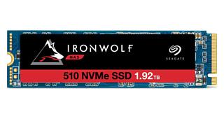 Seagate представила новые SSD IronWolf 510 для NAS-систем